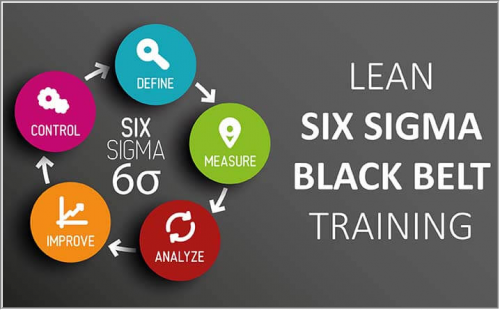 IN-Company Training Lean Six Sigma Black Belt